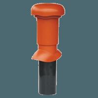 Helyiségszellőző-adapter (DN 125) univerzális alapcseréphez